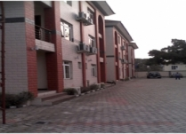 10 UNIT OF 5 BEDROOM DUPLEX ALL EQUIPPED WITH A/C AND MODERN FITTED KITCHEN