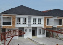 SUPER LUXURY 4BEDROOM SEMIDETACHED DUPLEX IN CHEVRON BY CHEVY VIEW ESTATE LEKKI LAGOS WITH 6MONTHS PAYMENT PLANS AND A DEPOSIT OF AT LEAST 80% DOWN PAYMENT PRICE: N85M ASKING.