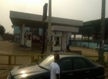 SOLD: A petrol filling station for sale