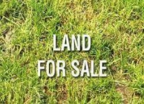 HALF PLOT OF LAND FOR SALE AT SAW MILL GBAGADA,LAGOS. TITLE: R/C. PRICE: N18M ASKING.