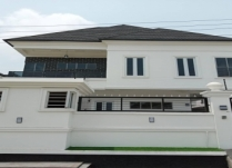 BRAND NEW TASTEFULLY FINISHED LUXURY 4BEDROOM SEMIDETACHED AT OSAPA LEKKI CLOSE TO SHOPRITE!!!