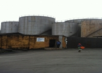 SECOND TANK FARM STORAGE APAPA