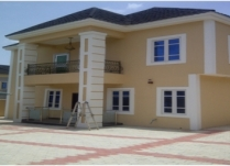 SOLD: 5 BEDROOM DUPLEX AT OMOLE PHASE2, LAGOS