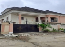 FOR SALE:LAKEVIEW ESTATE AMUWO-ODOFIN EXQUISITELY BUILT, FINISHED AND FURNISHED 6BEDROOM DETACHED DUPLEX WITH A PENT HOUSE OF ONE BEDROOM. THE PROPERTY CAN BE USED FOR A CRRCHE OR AN HOTEL!!!