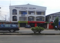 A commercial and resident of 2 Story Building at Ogba Lagos
