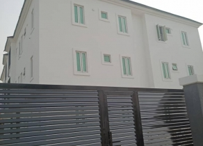 NEWLY BUILT SPACIOUS 12 UNITS OF 2BEDROOM FLATS AT ORCHID CHEVRON LEKKI LAGOS!!!