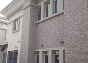 NEWLY BUILT HOUSE 4 UNITS OF FULLY 5BEDROOM DUPLEXES ON A FULLY FENCED MINI ESTATE AT LEKKI PHASE1 LAGOS!!!