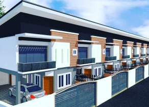 THE NEW AVALON PHASE 2 4BEDROOM SUPER LUXURY TERRACE DUPLEXAT GREEN LAND ESTATE LEKKI LAGOS!!!
