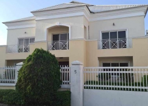 NEWLY BUILT 5BEDROOM FULLY DETACHED HOUSE WITH 2ROOMS BQ BUILT ON LAND SIZE OF 1200SQM WITH ENOUGH SPACE TO PUT A SWIMMING POOL!!!